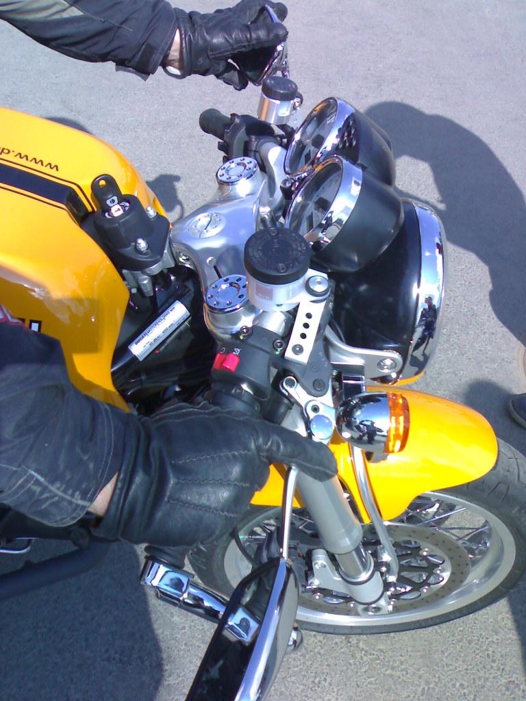 Ducati Test