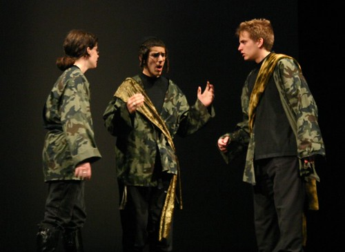 Scene 2 from macbeth act 1 to be king 6