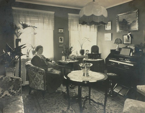 Home sweet home a typical danish interior from the 1920 for Interieur 1920