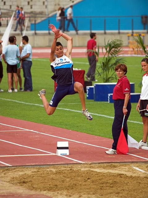 Final Salto De Longitud Cadete Jonay Rub 233 N Jordan