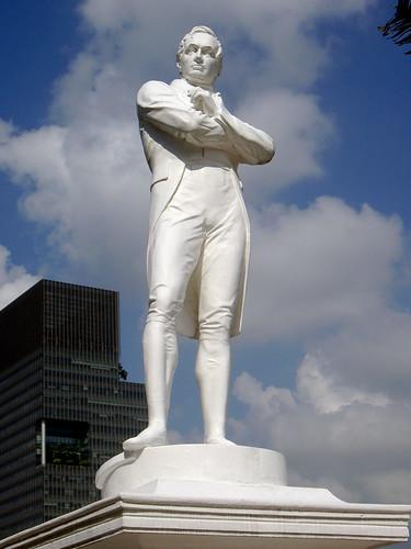 My hero: Thomas Stamford Raffles by Victoria Glendinning
