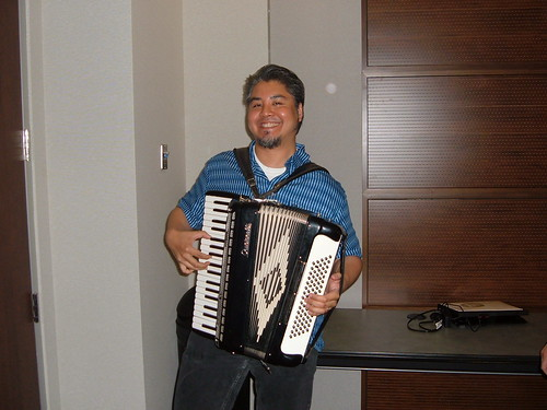 Accordion Guy | by .gabriel