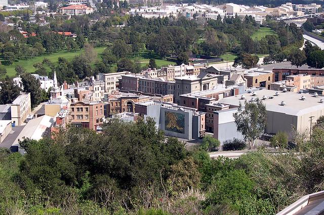 Universal Studios Lot Outdoor Sets A Closer Look At