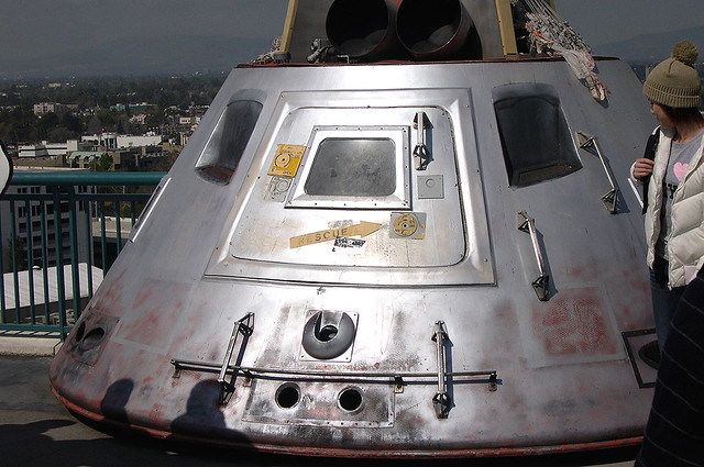 apollo high school space capsule - photo #16