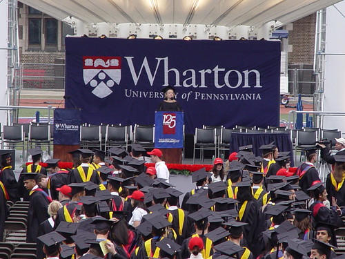 Wharton School 2006 Graduation | by Jack Duval