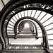 Staircase - monochrome
