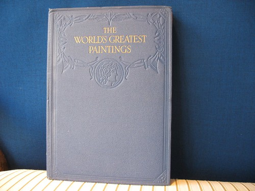 The World S Greatest Paintings Odhams Press
