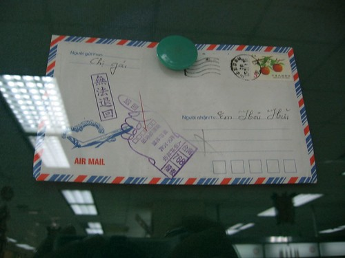 unclaimed mail | by hey-gem