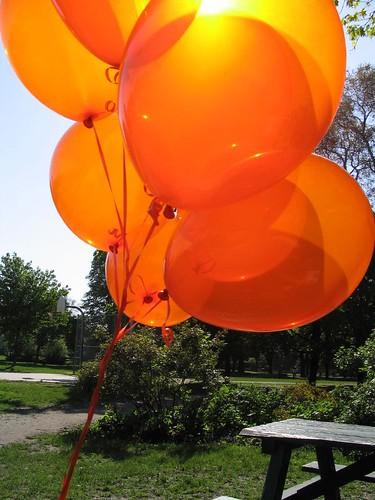 orange balloons patrick dinnen flickr