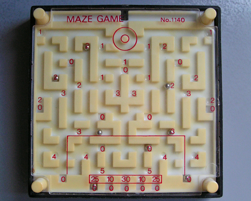 Maze Game Lovely Plastic Marble Maze Game Made In Hong