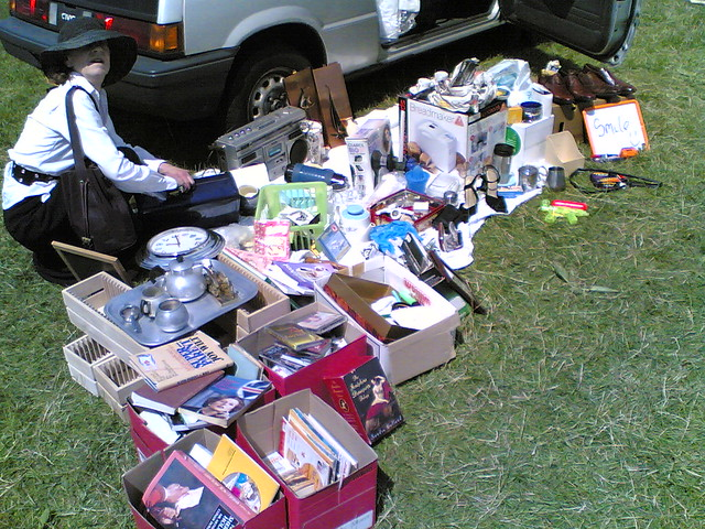 Whitchurch Car Boot