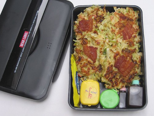 Okonomiyaki lunch for adult | by Biggie*