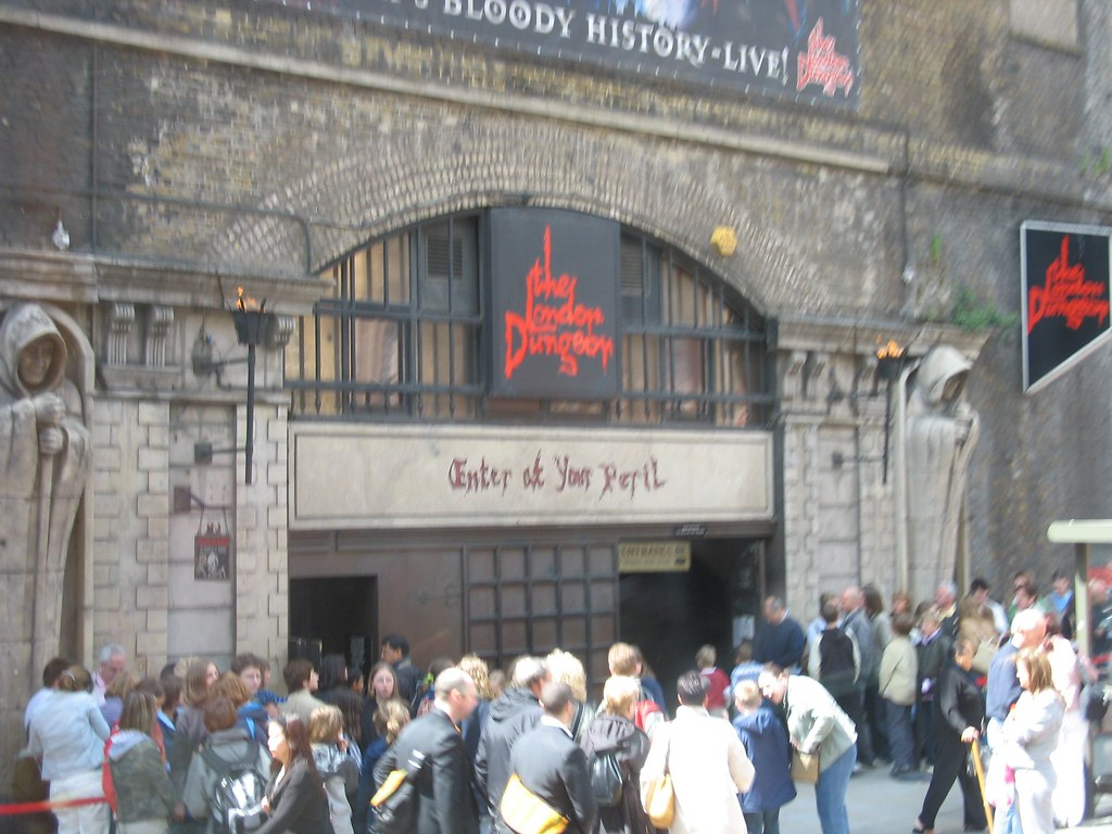 The London Dungeon, So...