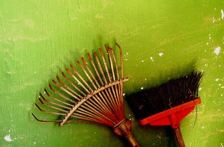 Raking walls | by bricolage.108