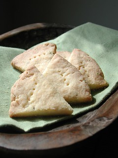 Rosemary Shortbread | by britton618