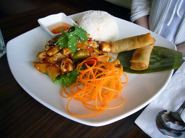Thai Basil Chicken America S Test Kitchen