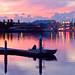 Capt runaground pink sunset revisited