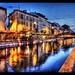 The Navigli Canals