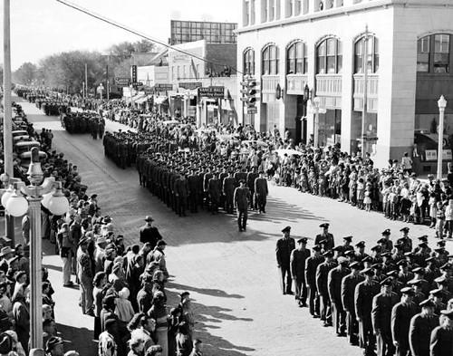 Air Force Parade on Polk Street | Amarillo Air Force Base ...