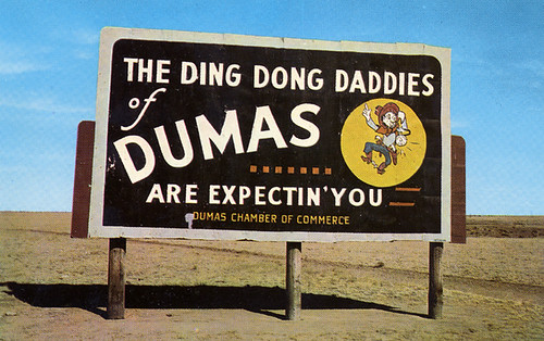 Ding Dong Daddies of Dumas, Texas | by Roadsidepictures