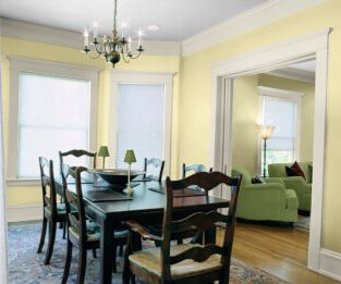Paint Colors Dining Living