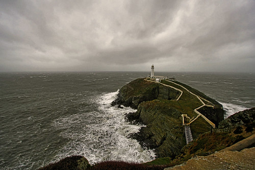 South Stack | by abstract_effects