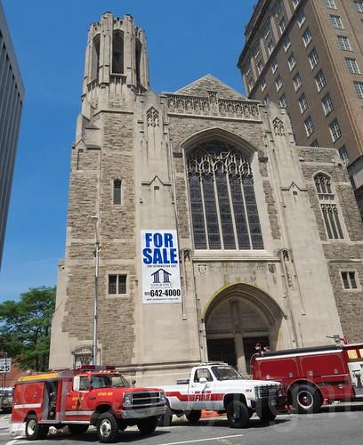 Churches For Sale: Second Presbyterian Church For Sale On Washington Street