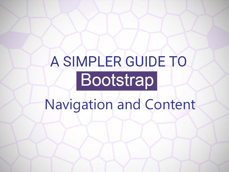 A Simpler Bootstrap tutorial | Made with Mozilla Thimble