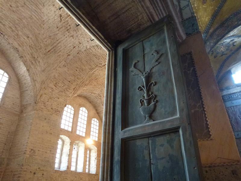 Turquie - jour 23 - Balades poétiques et visages stambouliotes - 042 - Sainte-Sophie