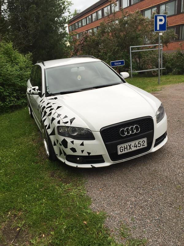 Zoml: Audi A4 B7 Avant //Mätäs Crew 18471515723_06d3ffe8cd_c