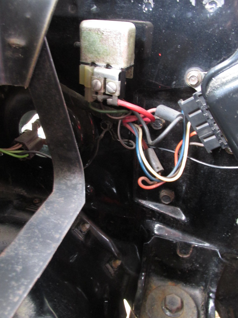 Does This Alternator Wiring Look Correct Team Camaro Tech