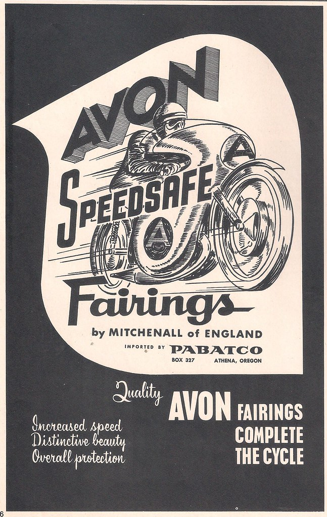 Avon Fairings