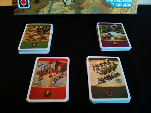 014 - Imperial Settlers Faction Cards