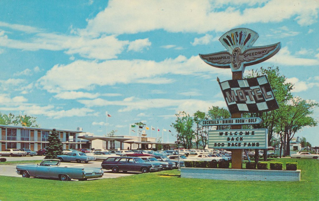 Indianapolis Motor Speedway Motel - Indianapolis, Indiana