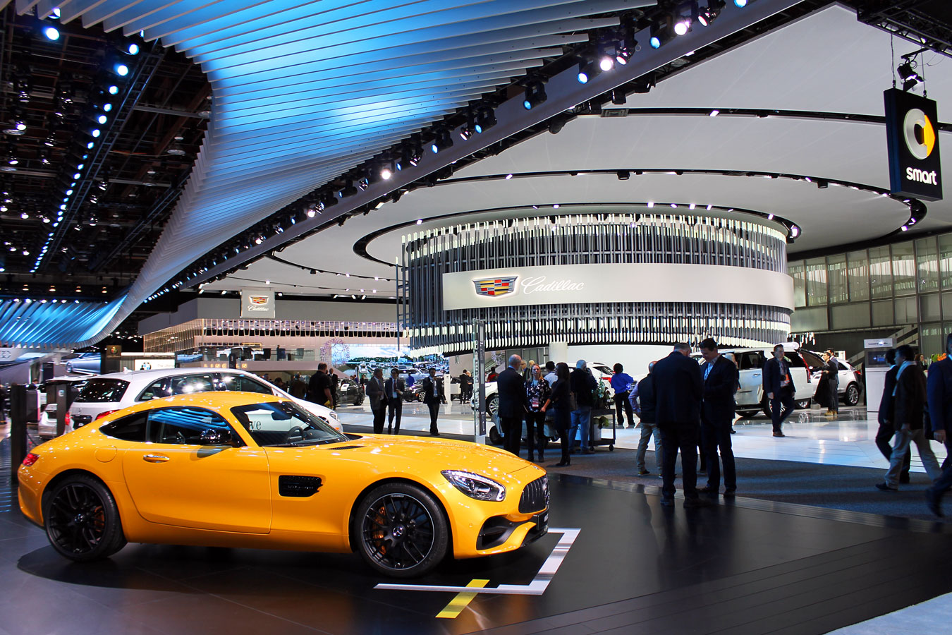 International Auto Show >> 9 Tips For A Stress Free Detroit Auto Show Experience
