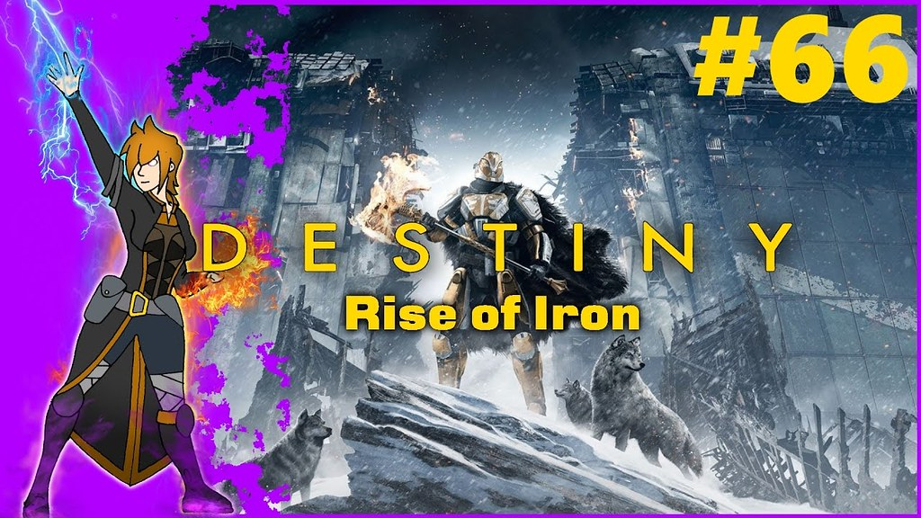 A Symbol Of Honor Destiny Rise Of Iron Part 66 Destin Flickr