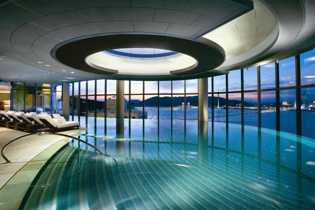 Altira-Macau-Swimming-Pool