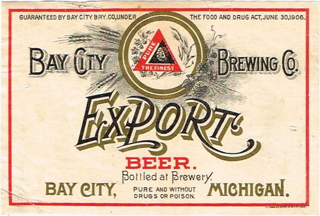 Export-Beer-Labels-Bay-City-Brewing-Co--pre-Prohibition