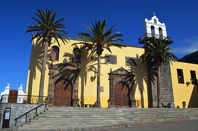 October, Garachico, Tenerife