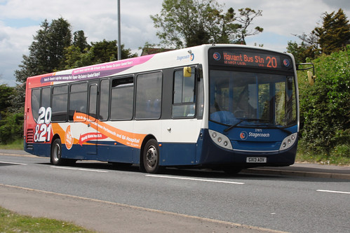 Stagecoach South 27875 GX13AOV