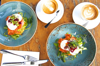 Flat White Coffee and Brunch in Melbourne: Axil Coffee Roasters (322 Burwood Road, Hawthorn)