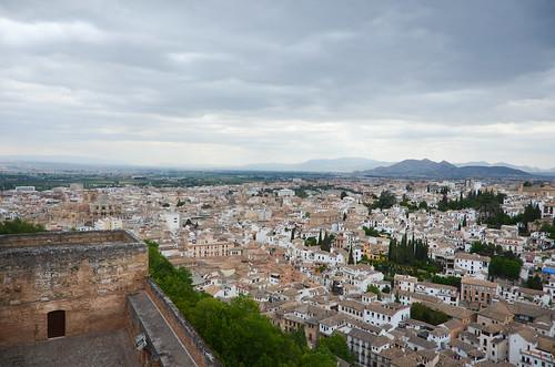 Alhambra's Fort