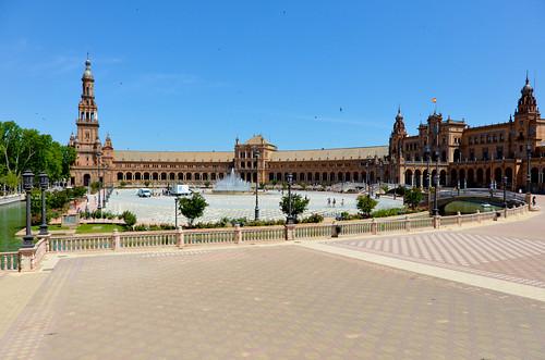 Plaza de Espagna