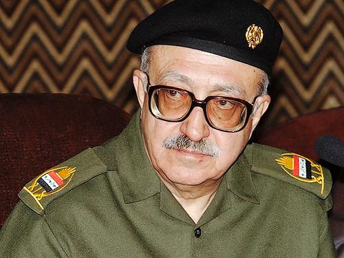 В Іраку помер Тарік Азіз, який вважався «правою рукою» Саддама Хусейна