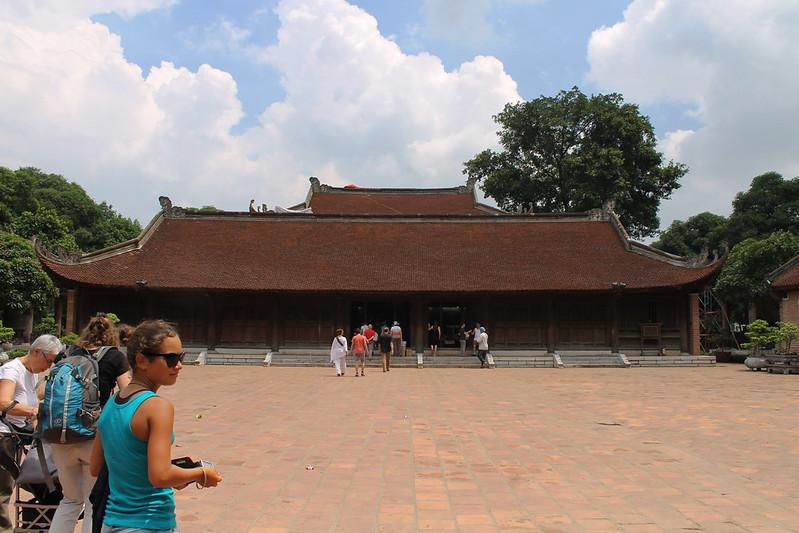 Fifth Courtyard, Văn Miếu - Temple of Literature, Hà Nội