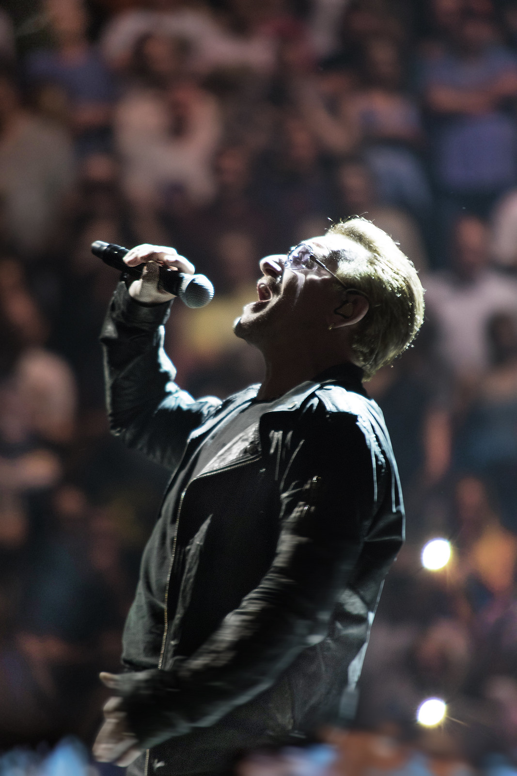 U2 Denver 2015 by Aimee Giese