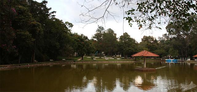 Lago - Parque das Águas de Cambuquira 2015