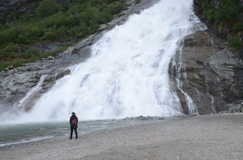 Nugget Falls, Juneau, AK