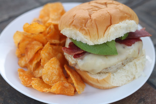 Easy Turkey Burgers