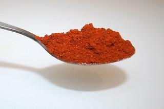 09 - Zutat Paprika / Ingredient paprika